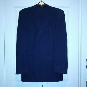 Men's dress suit.